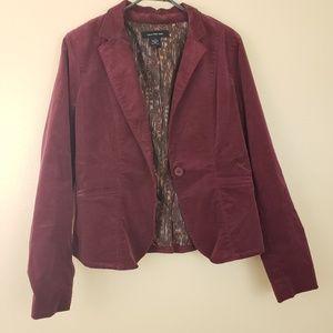 Calvin Klein | Corduroy Blazer | Jacket | Size L